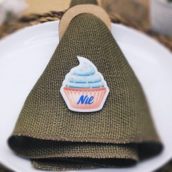 Nombres Cupcake