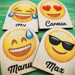 Nombres Emoji